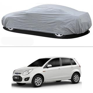 Stylobby Silver Car Cover For Ford Figo