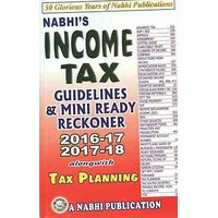 Nabhis Income Tax Guidelines  Mini Ready Reckoner