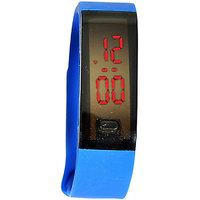 Pourni Bangles Bracelet Band With Analog Watch - PRLedBlue