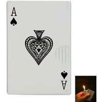 Playing Card Shaped Cigarette  Lighter at Amazing Price