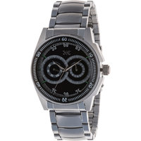 Killer Black Dial Analog Watch For Men KLW5015D