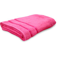 Story @ Home Pink 100% Cotton Bath Towel - Tw1202-X