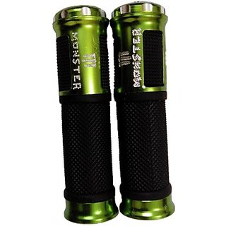 Favourite BikerZ 2047 Bike Handle Grip For KTM Duke 390         (Pack of 2)