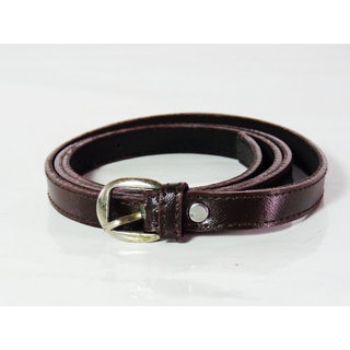 Glamorous Brown Color & Fine Quality Women's /Girl's Waist Belt