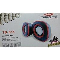 Terabyte Multimedia USB Speaker TB-015 System