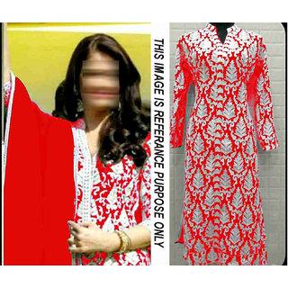 Trendz Apparels Pink Georgette Pakistani Salwar Suit