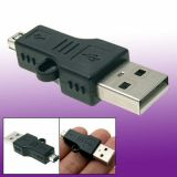 Usb To 4 Pin Converter Connector Adapter Mp3 Digital Camera Pc Laptop