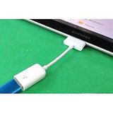 Usb Female Otg Cable Adapter For Samsung Galaxy Tab P7500 P7510