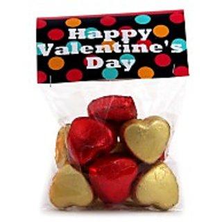 Assorted Love Handmade Chocolates - 8 pcs