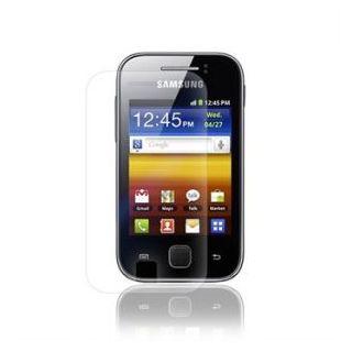 Samsung Galaxy Y S5360 Clear HD Screen Protector Scratch Guard
