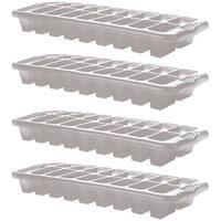 Ice Tray - White - Set of 4
