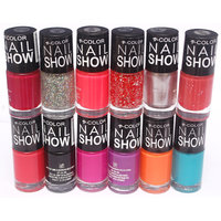 V-Color Nail Show Nail Polish Combi of 12 Pcs. (Set # 5)