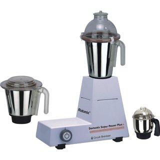 Rotomix MG16-99 750W 3 Jar Mixer Grinder