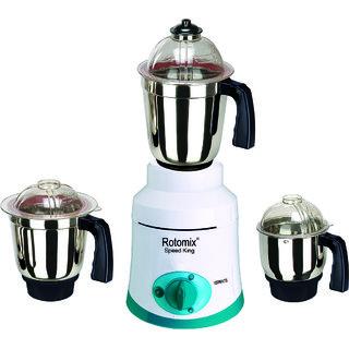 Rotomix MG16-123 1000W 3 Jar Mixer Grinder
