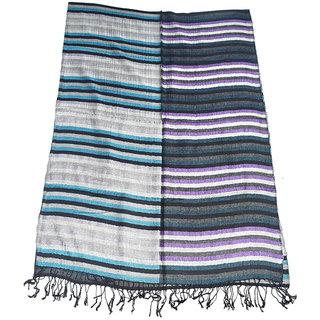 Sofias Exclusive Modal Woven Medium Shawl,Size-70 cms x 200 cms,Color-Multi