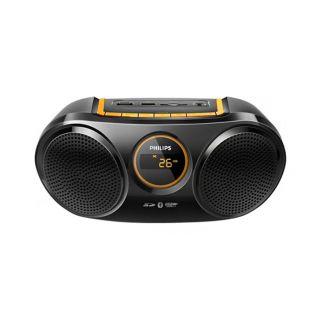 Philips-At10-Bluetooth-Sound-Machine-Black