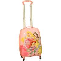 Disney Three Princess Arial Ii Kids Luggage Trolley Bag