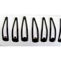 Designer Exclusive Baby Hair Pin Black 5Pair (12Pcs)