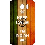Tricolor micromax 110 Phone Cover