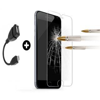 MErcury Flip Cover For HTC Desire 526 With Zipper Earphone