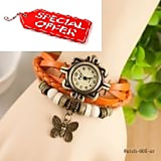 Stylish vintage watch for kids