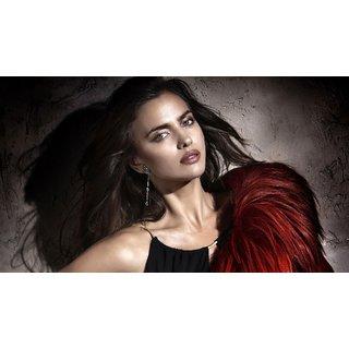 Irina Shayak- B.Full Woman Poster (PERSON00026)