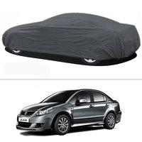 Millionaro - Heavy Duty Double Stiching Car Body Cover For Maruti Suzuki Sx4
