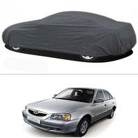 Millionaro - Heavy Duty Double Stiching Car Body Cover For Hyundai Accent