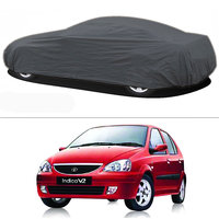 Millionaro - Heavy Duty Double Stiching Car Body Cover For Tata Indica V2