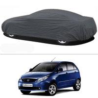 Millionaro - Heavy Duty Double Stiching Car Body Cover For Tata Indica Vista