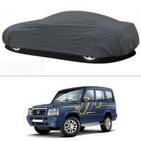Millionaro - Heavy Duty Double Stiching Car Body Cover For Tata Sumo