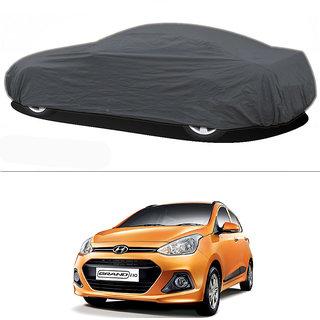 Millionaro - Heavy Duty Double Stiching Car Body Cover For Hyundai Grand I10