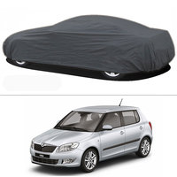 Millionaro - Heavy Duty Double Stiching Car Body Cover For Skoda Fabia