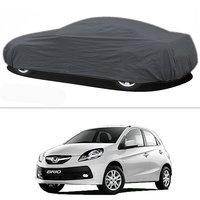 Millionaro - Heavy Duty Double Stiching Car Body Cover For Honda Brio