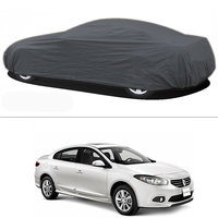 Millionaro - Heavy Duty Double Stiching Car Body Cover For Renault Fluence
