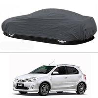 Millionaro - Heavy Duty Double Stiching Car Body Cover For Toyota Etios Liva