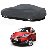 Millionaro - Heavy Duty Double Stiching Car Body Cover For Chevrolet Spark