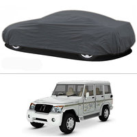 Millionaro - Heavy Duty Double Stiching Car Body Cover For Mahindra Bolero