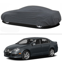 Millionaro - Heavy Duty Double Stiching Car Body Cover For Volkswagen Jetta (Upto 2009)