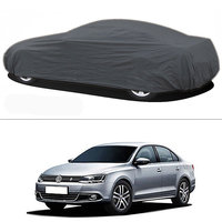 Millionaro - Heavy Duty Double Stiching Car Body Cover For Volkswagen Jetta (2010 Upwards)