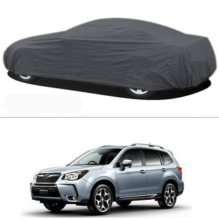 Millionaro - Heavy Duty Double Stiching Car Body Cover For Chevrolet Forester