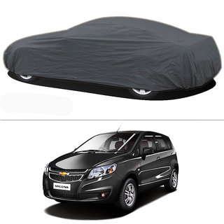 Millionaro - Heavy Duty Double Stiching Car Body Cover For Chevrolet Sail Uva