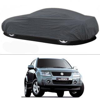 Millionaro - Heavy Duty Double Stiching Car Body Cover For Maruti Suzuki Grand Vitara