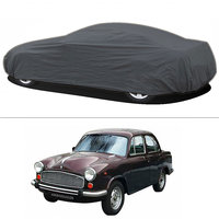 Millionaro - Heavy Duty Double Stiching Car Body Cover For Hm Ambassador