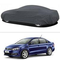 Millionaro - Heavy Duty Double Stiching Car Body Cover For Volkswagen Vento Tsi (2015 Upwards)