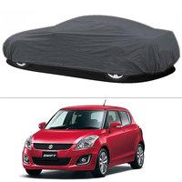 Millionaro - Heavy Duty Double Stiching Car Body Cover For Swift (2015 Upwards)