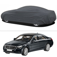 Millionaro - Heavy Duty Double Stiching Car Body Cover For Mercedes S-Class (S350 And S500) - 2014 Upwards