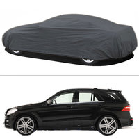 Millionaro - Heavy Duty Double Stiching Car Body Cover For Mercedes M-Class - Ml 350