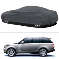 Millionaro - Heavy Duty Double Stiching Car Body Cover For Range Rover