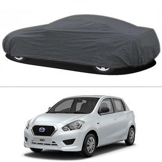 Millionaro - Heavy Duty Double Stiching Car Body Cover For Datsun Go